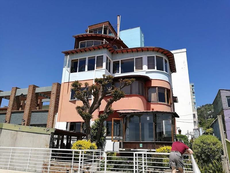 La Sebastiana Museo de Pablo Neruda