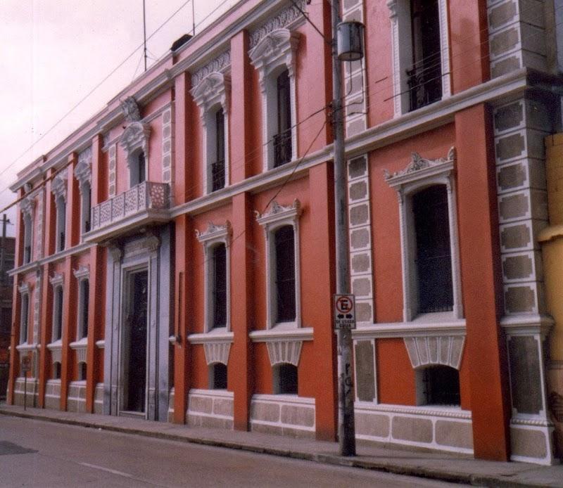 Museo Nacional de la Historia