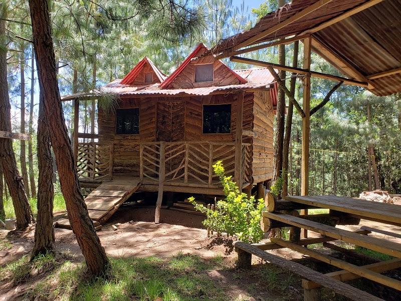 Centro Ecologico Cascadas De Don Domingo