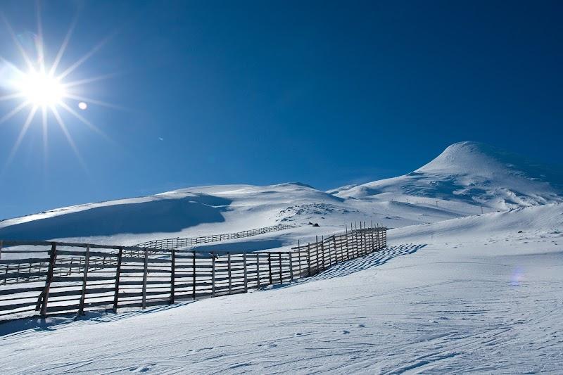 Volcán Osorno Centro de Ski y Montaña