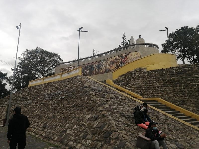 Mural de la Nacionalidad - Eloy Narea