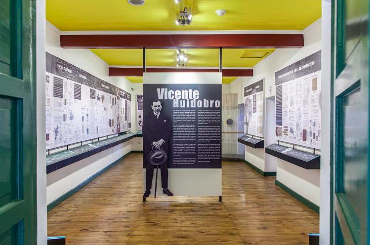 Museo Vicente Huidobro, Cartagena