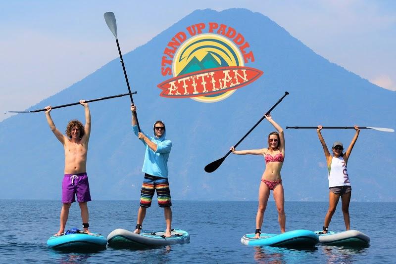 Stand Up Paddle Atitlan