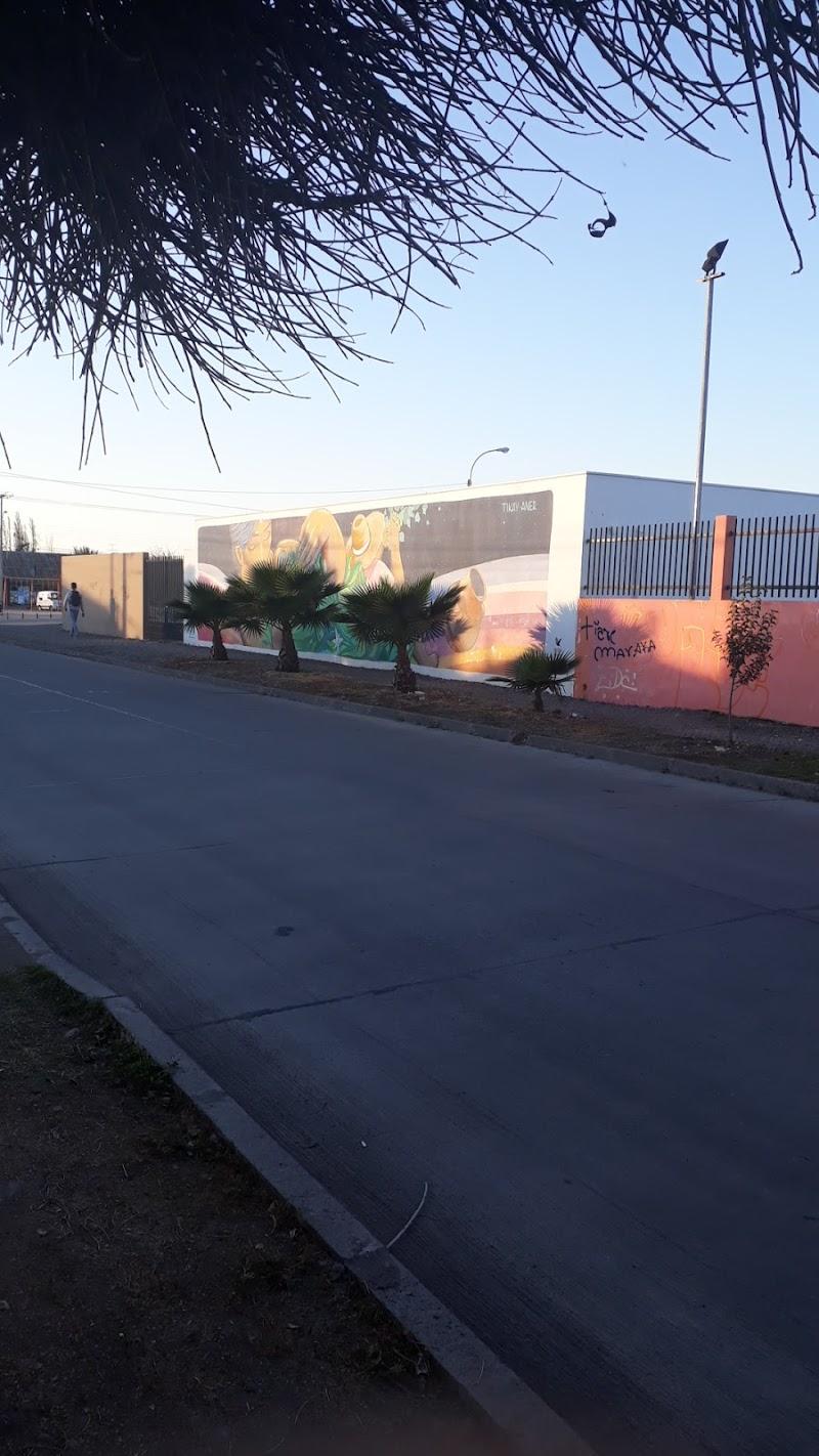Mural La Tejedora